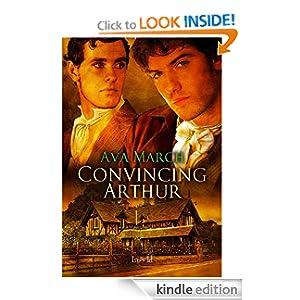 convincing arthur cover