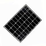 ALEKO® 85W 85-Watt Monocrystalline Solar Panel