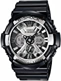 [カシオ]CASIO 腕時計 G-SHOCK ジーショック Garish Black ガリッシュブラック 【数量限定】 GA-200BW-1AJF メンズ