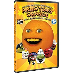 The High Fructose Adventures of Annoying Orange: Escape From the Kitchen (Vol. 1)