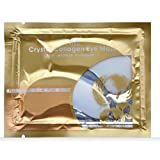 DreamMi 50 Pairs PILATEN Anti -Wrinkle / Dark Circle Gel Collagen Under Eye Treatment Pad Patches Mask Bag