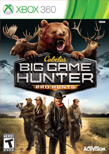Cabelas: Big Trick Hunter Pro Hunts - Xbox 360