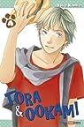 Tora & Ookami, Tome 4 : par Kamio