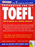 img - for Preparation for the TOEFL: Test of English as a Foreign Language (Arco Master the TOEFL) book / textbook / text book