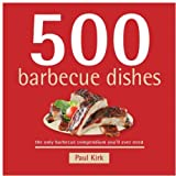 500 Series: 500 Barbecue Dishes Trade Show Giveaway