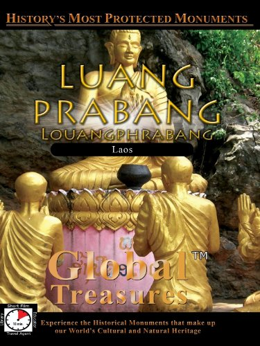 Global Treasures LUANG PRABANG Louangphrabang Laos