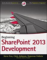 Beginning SharePoint 2013 Development Front Cover