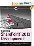Beginning SharePoint 2013 Development (Wrox Programmer to Programmer)