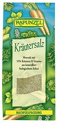 Rapunzel Bio Kräutersalz mit 15% Kräutern & Gemüse (1 x 500 gr) von Rapunzel Naturkost AG bei Gewürze Shop
