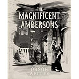 The Magnificent Ambersons [Blu-ray]