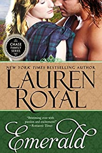 Emerald by Lauren Royal ebook deal
