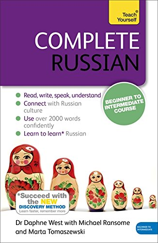 Complete Russian Beginner to Intermediate Course: Learn to Read, Write, Speak and Understand a New Language with Teach Y