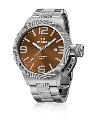 TW Steel Orologio Automatico Man CB26 Canteen Collection 50 mm