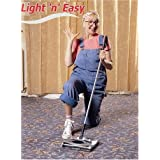 HT812 Rechargeable Electric Carpet Sweeper Wizardby Light 'n' Easy
