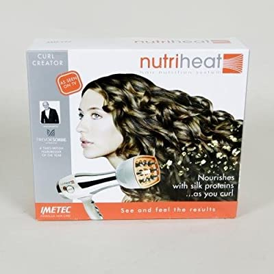 Nutri Heat 1800w Hairdryer With Diffuser by Nutri Heat