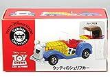 【東京ディズニーリゾート ウッディのシェリフカー トミカ】 TDR Disney Vehicle Collection Woody's Sheriff Car Tomica