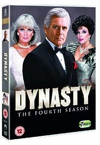 Dynasty Season 4 [DVD] [1983]