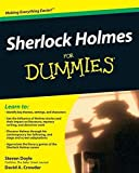 img - for Sherlock Holmes For Dummies by Steven Doyle (2010-03-22) book / textbook / text book