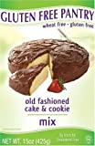 The Gluten-Free Pantry Old Fashioned Cake & Cookie Mix, 15-Ounce Boxes (Pack of 6)