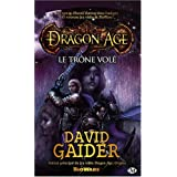 Dragon Age, tome 1 : Le Trne volpar David Gaider