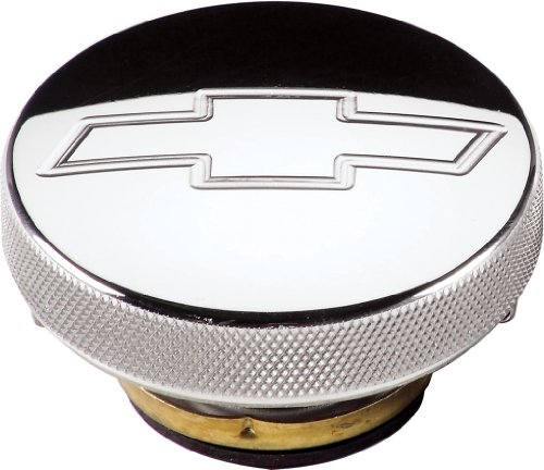 Billet Specialties 75320 14 lb. Polished Radiator Cap for Chevy