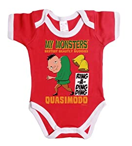 BritTot `My monsters` Quasimodo the hunchback of Notre-Dame cute funny boy/gi...