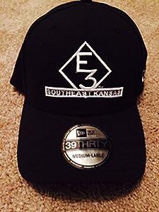 Buck Commander E3 SOUTHEAST KANSAS Black Hat Cap Hunting NEW