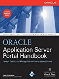 img - for Oracle Application Server Portal Handbook (Oracle Press) book / textbook / text book