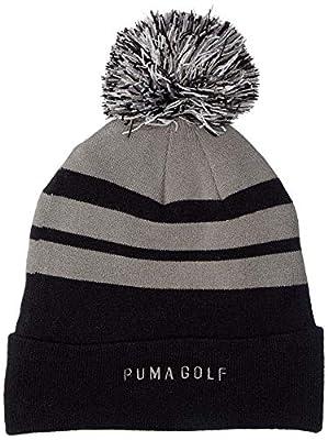 [プーマゴルフ] ゴルフ Pwrwarm ポム ビーニー 021695 [メンズ] 21695 ブラック (01) 日本 フリーサイズ (Free サイズ)