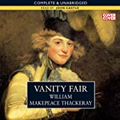 Vanity Fair [AudioGo] | [William Makepeace Thackeray]