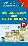 Rad- und Wanderkarten-Set: K�hlungsbo...