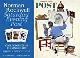 img - for Norman Rockwell Saturday Evening Post: Collector Series Playing Cards : Double Bridge Deck book / textbook / text book