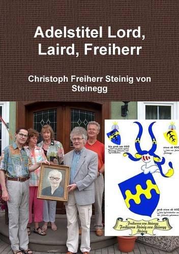 Buchcover: Adelstitel Lord, Laird, Freiherr
