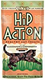 Zukes Hip Action Natural Cat Treats, Salmon, 3-Ounce