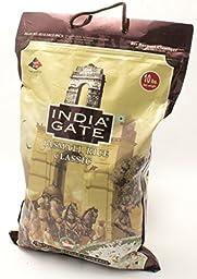 India Gate - White Basmati Rice - Classic, 10 Pound