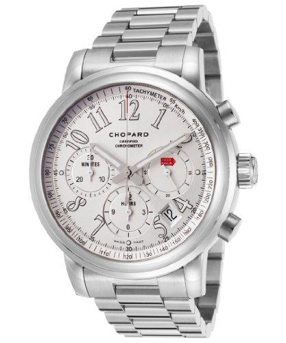 Chopard Men's 158511-3001 Mille Miglia Silver Tone/Silver Stainless steel Watch