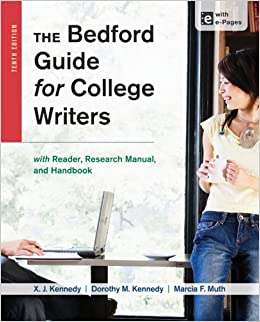 bedford reader essays