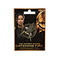51Td3Crd0PL. SL500 SS200  NECA The Hunger Games: Catching Fire Mockingjay Pin Prop Replica   $5.68!