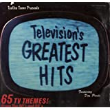 Television's Greatest Hits: 65 TV Themes From the 50's and 60's ~ Various Artists