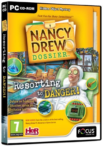 Nancy Drew Dossier: Resorting to DANGER!  (PC)