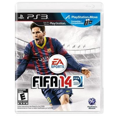 FIFA Soccer 14 PS3 electronic arts fifa17 ult team fifa 2200
