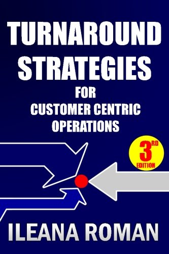 Turnaround Strategies for Customer Centric Operations: Turn-by-Turn Directions on the Path to Recovery (Customer Centric Strategy compare prices)