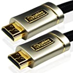 XO Platino Cablesson 2M cable HDMI (1...