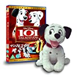 101 Dalmatians Platinum Edition (Ltd  Edition with Dalmatian Toy) [DVD] [1961]