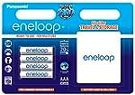 Panasonic BK-4MCCEC4BE Eneloop Micro...