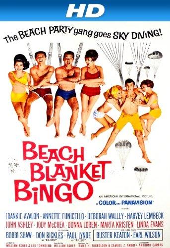 Beach Blanket Bingo [HD]