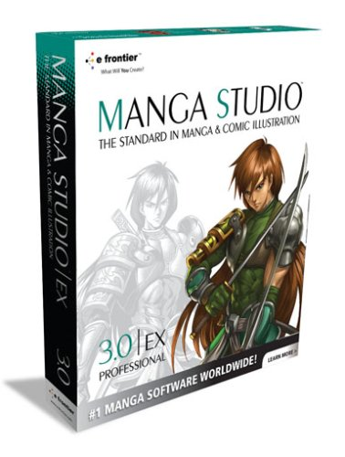 Manga Studio EX Professional [OLD VERSION] (Drawing Tablet Programs compare prices)