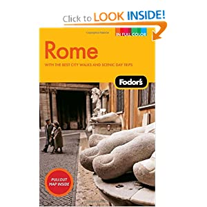 Fodor's Rome, 7th Edition (Full-color Travel Guide) Eugene Fodor