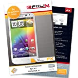 "atFoliX Displayschutzfolie f�r HTC Sensation XL (3 St�ck) - FX-Antireflex: Display Schutzfolie antireflektierend! H�chste Qualit�t - Made in Germany!von ""@FoliX"""