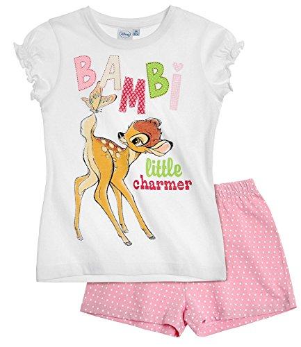 Disney Bambi Pigiama corto - rosa fucsia - 128